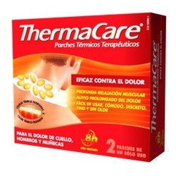 THERMACARE CUELLO 6 PARCHES...